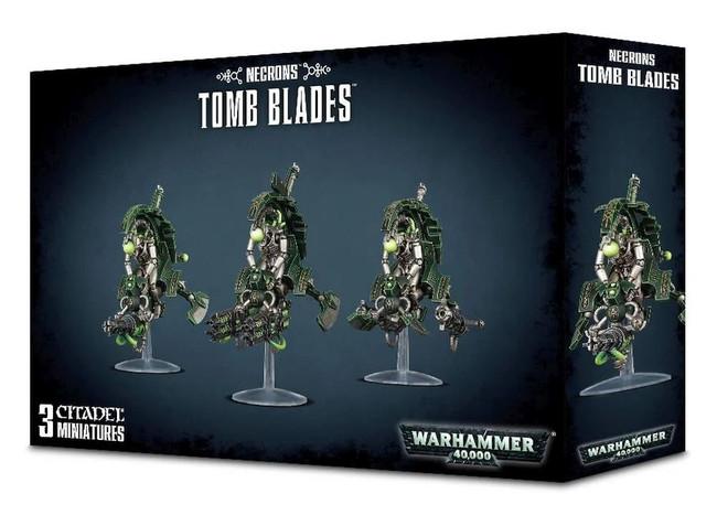Necrons Tomb Blades, Warhammer 40,000