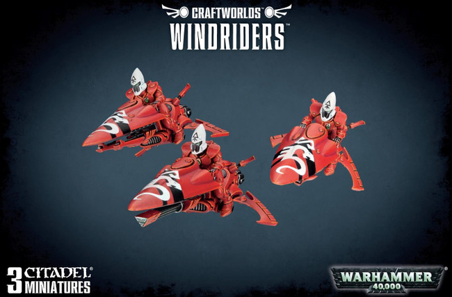 Craftworlds Windriders, Warhammer 40,000