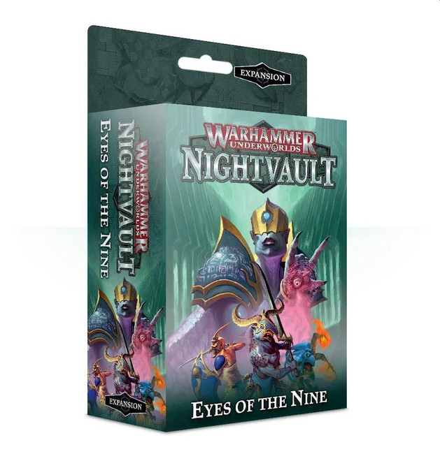 Warhammer Underworlds: The Eyes Of The Nine (Eng), Warhammer 40,000, 40k