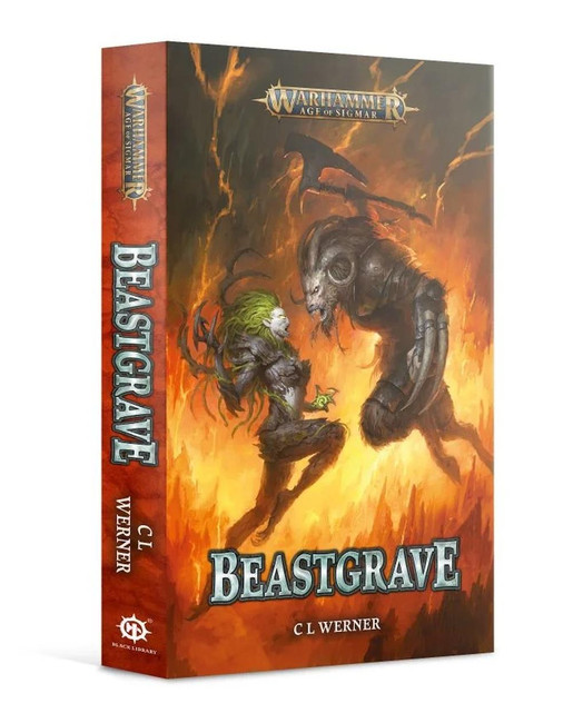 Beastgrave (Paperback), Black Library, Warhammer 40,000