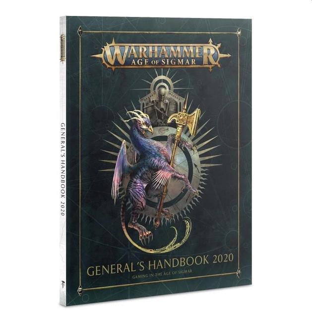 Warhammer Age of Sigmar: General's Handbook 2020 (English)