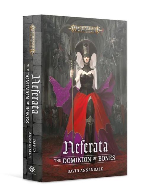 Neferata: The Dominion Of Bones (Paperback), Black Library, Warhammer 40,000