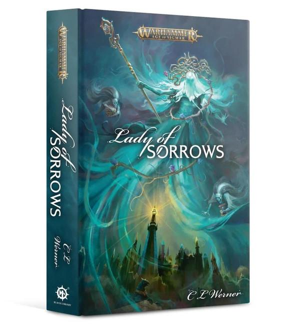 Lady Of Sorrows (Hardback), Black Library, Warhammer 40,000
