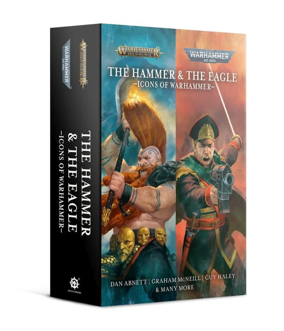 Black Library: The Hammer And The Eagle (Paperback)