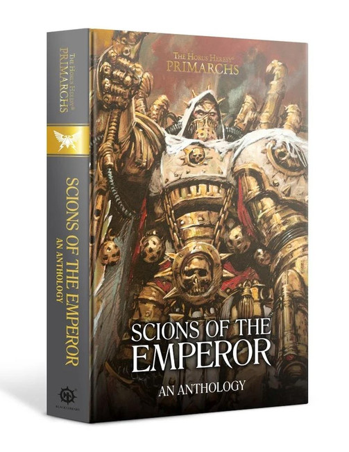 Black Library: Scions Of The Emperor:An Anthology (Hardback)
