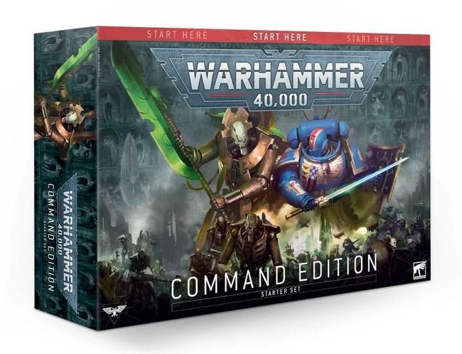 Warhammer 40,000:  Command Edition (English)