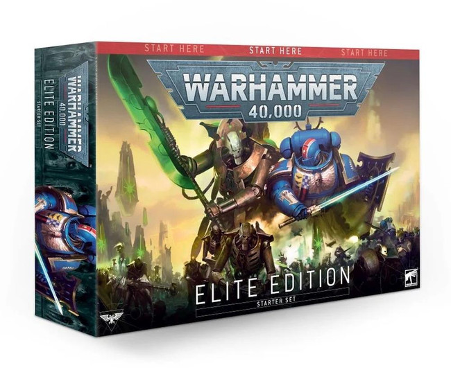 Warhammer 40,000:  Elite Edition (English), Starter Set