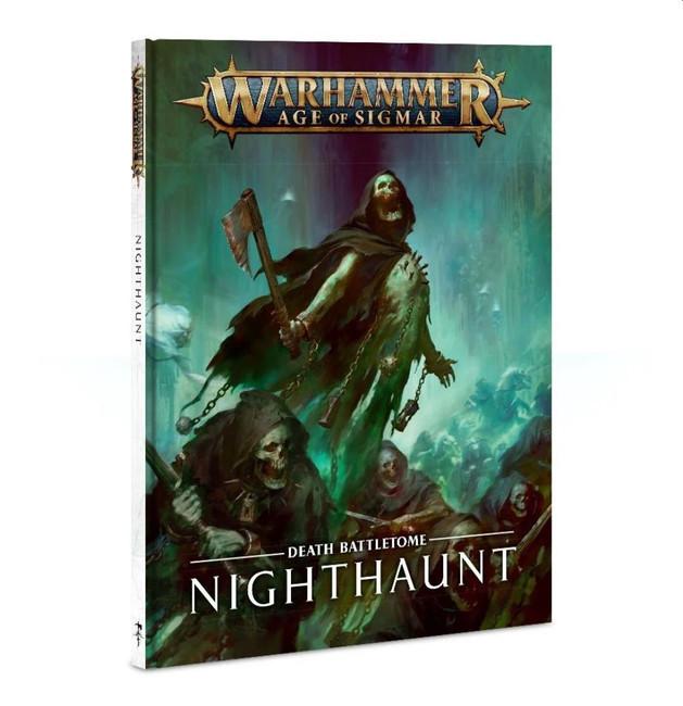 Battletome: Nighthaunt (Hardback) (English)