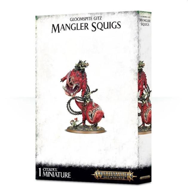 Gloomspite Gitz: Mangler Squigs, Warhammer Age of Sigmar