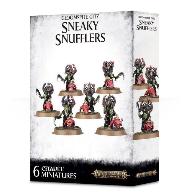 Gloomspite Gitz: Sneaky Snufflers, Warhammer Age of Sigmar