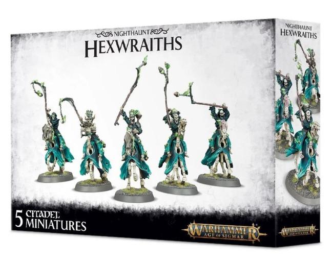 Nighthaunt: Hexwraiths, Warhammer Age of Sigmar