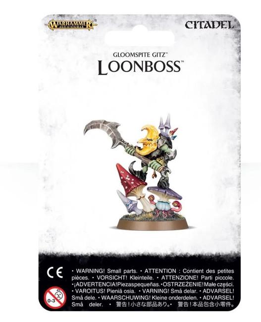 Gloomspite Gitz: Loonboss, Warhammer Age of Sigmar