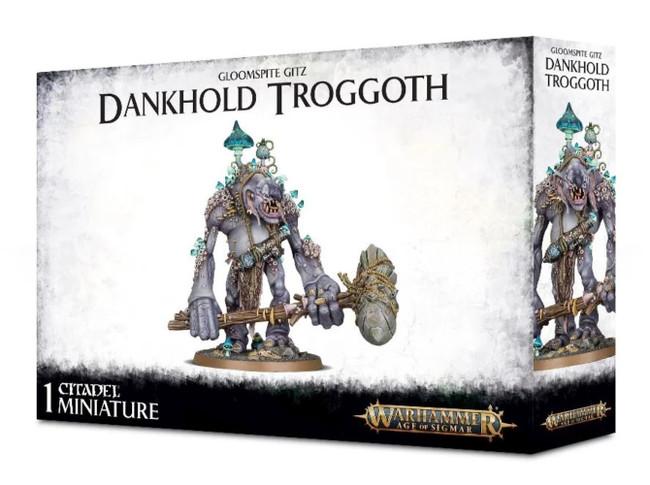 Gloomspite Gitz: Dankhold Troggoth, Warhammer Age of Sigmar