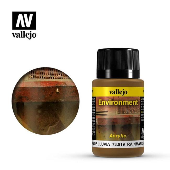 AV Vallejo Weathering Effects 40ml - Rainmarks