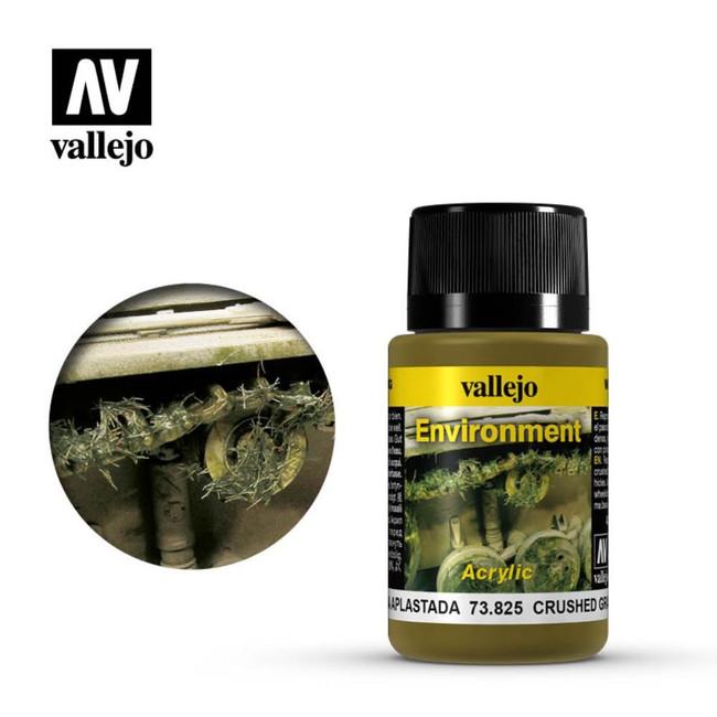 AV Vallejo Weathering Effects 40ml - Crushed Grass