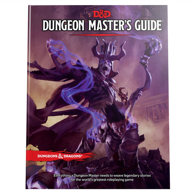 Dungeons & Dragons Dungeon Master's Guide (DDN)