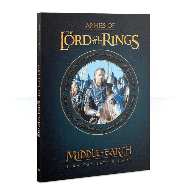 Middle-Earth/Lord Of The Rings: Armies Of The Middle-Earth (English)
