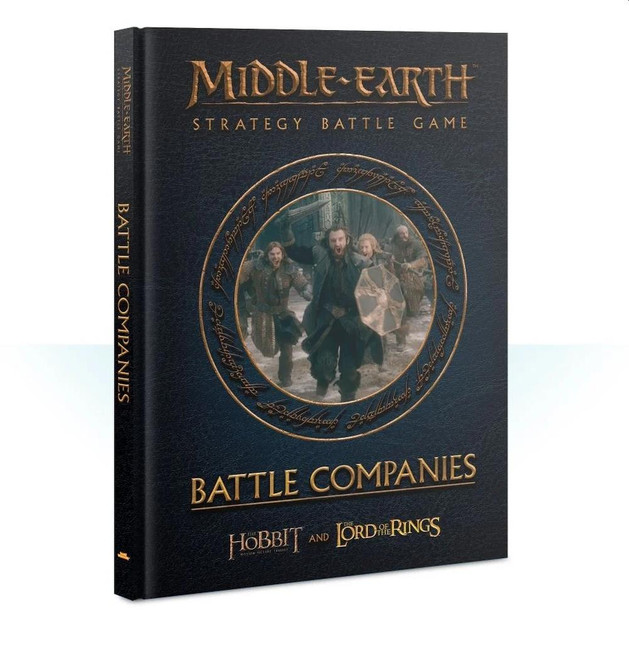 Middle-Earth/Lord Of The Rings: Strategy Battle Game: Battle Companies
