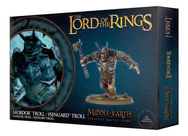 Middle-Earth/Lord Of The Rings: Mordor Troll / Isengard Troll
