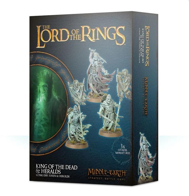 Middle-Earth/Lord Of The Rings: King Of The Dead & Heralds