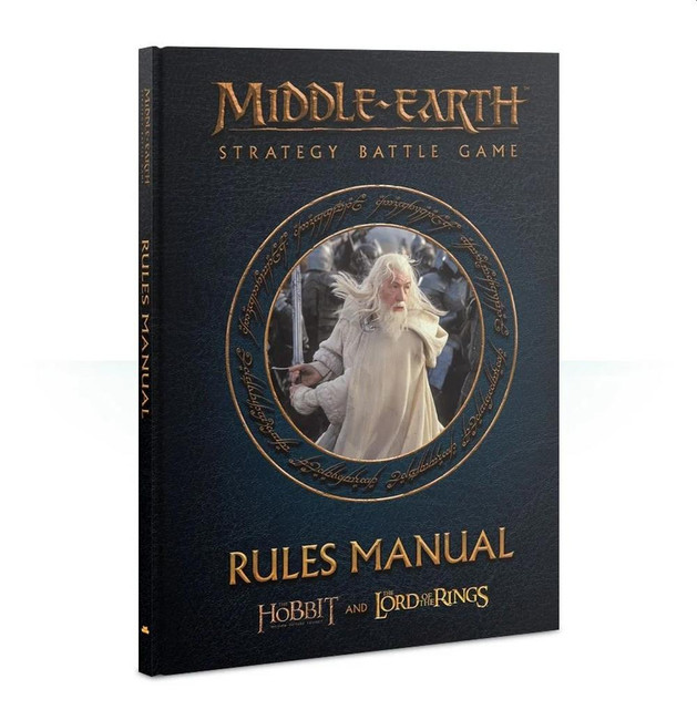 Middle-Earth/Lord Of The Rings: Strategy Battle Game Rules Manual (English)