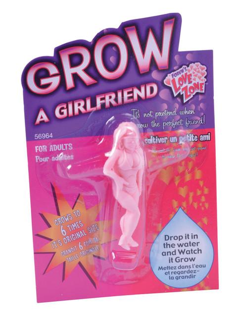 Grow a Girlfriend.