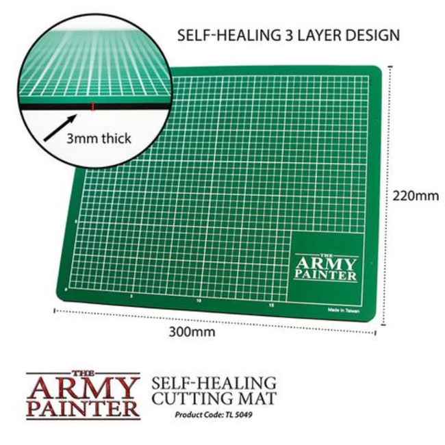 The Army Painter - Self-healing Cutting Mat