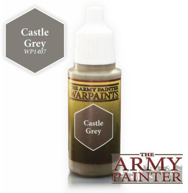 The Army Painter - Castle Grey
