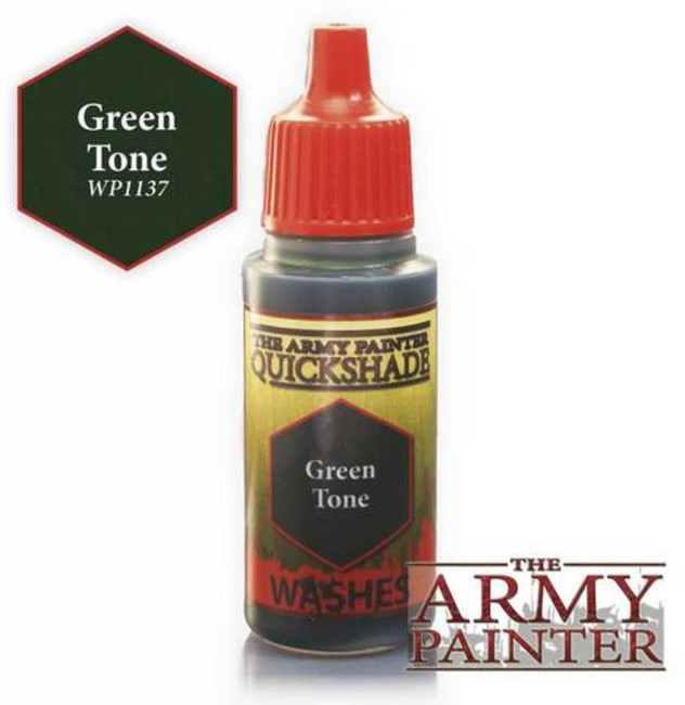 The Army Painter - Green Tone Ink