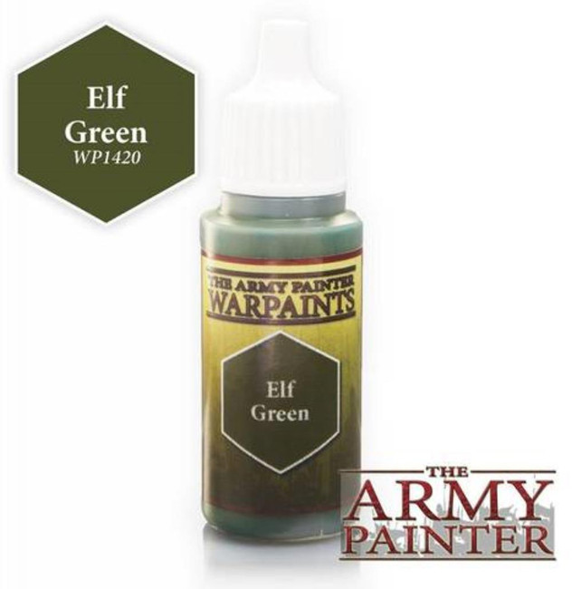 The Army Painter - Elf Green