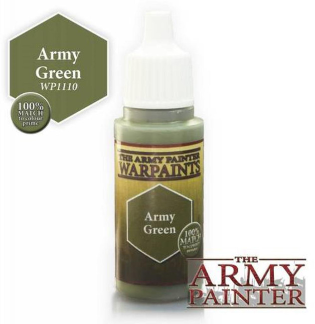 The Army Painter - Army Green