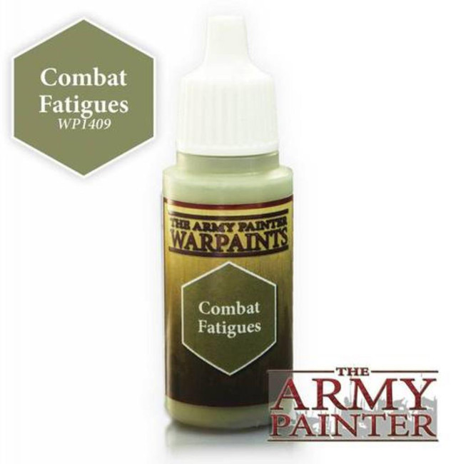 The Army Painter - Combat Fatigues