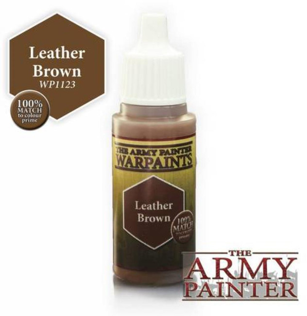 The Army Painter - Leather Brown