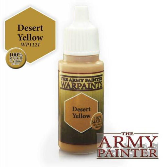 The Army Painter - Desert Yellow