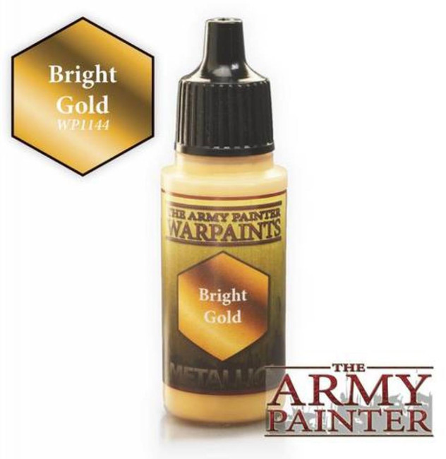 The Army Painter - Bright Gold