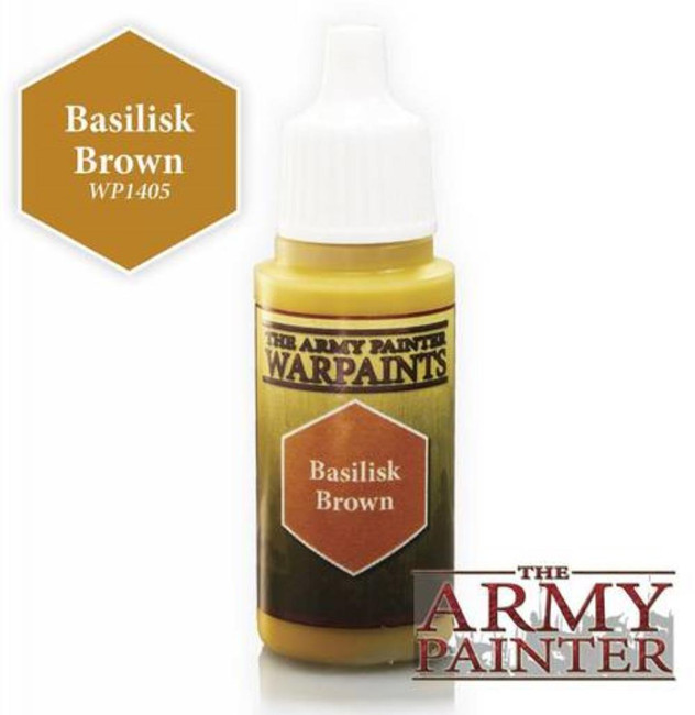 The Army Painter - Basilisk Brown