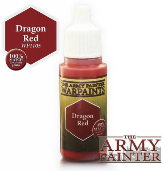 The Army Painter - Dragon Red