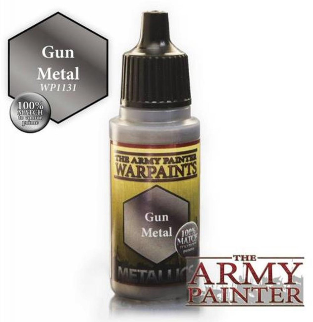 The Army Painter - Gun Metal