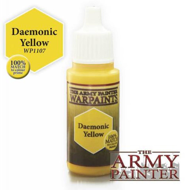The Army Painter - Daemonic Yellow
