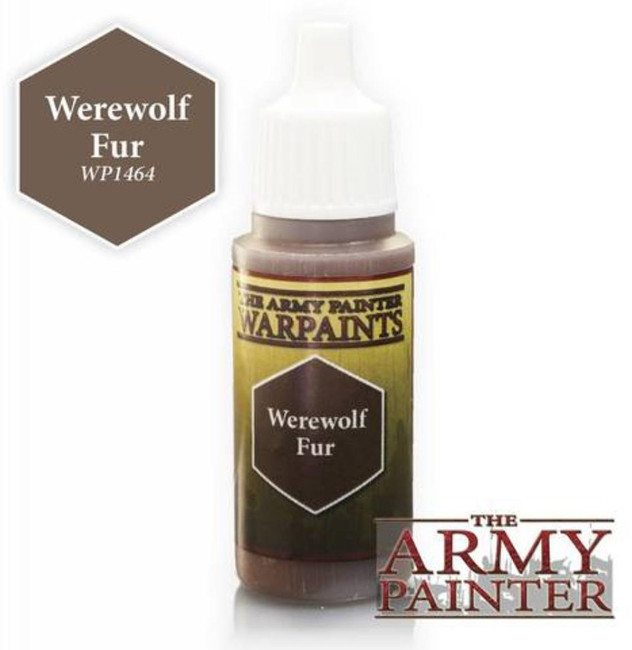 The Army Painter - Werewolf Fur