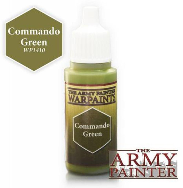 The Army Painter - Commando Green