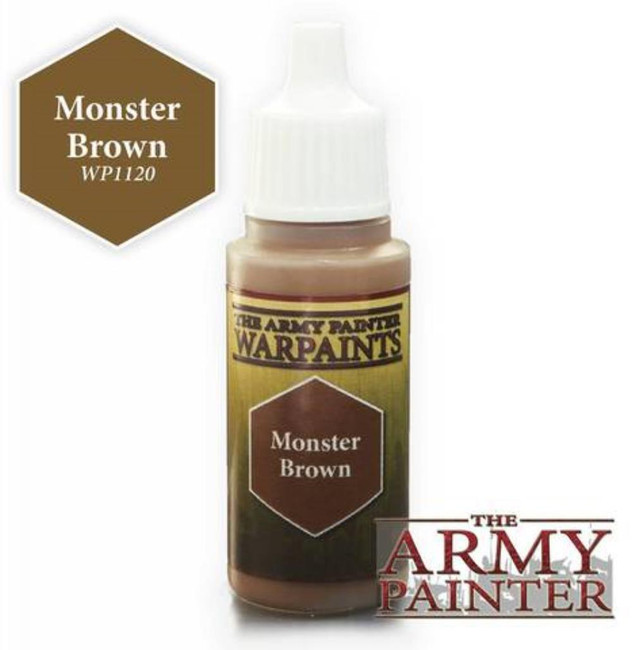 The Army Painter - Monster Brown