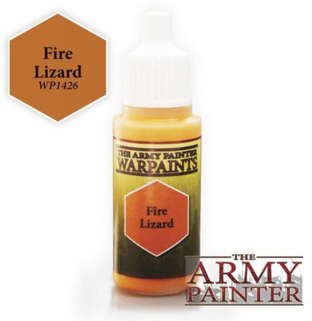 The Army Painter - Fire Lizard