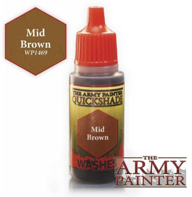 The Army Painter - Mid Brown