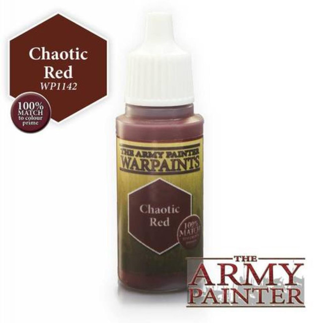 The Army Painter - Chaotic Red