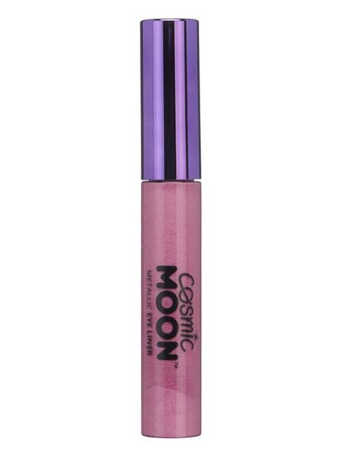 Cosmic Moon Metallic Eye Liner, Pink.