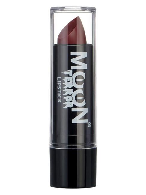 Moon Terror Halloween Lipstick, Red.