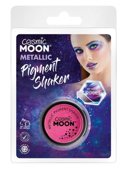 Cosmic Moon Metallic Pigment Shaker, Pink.