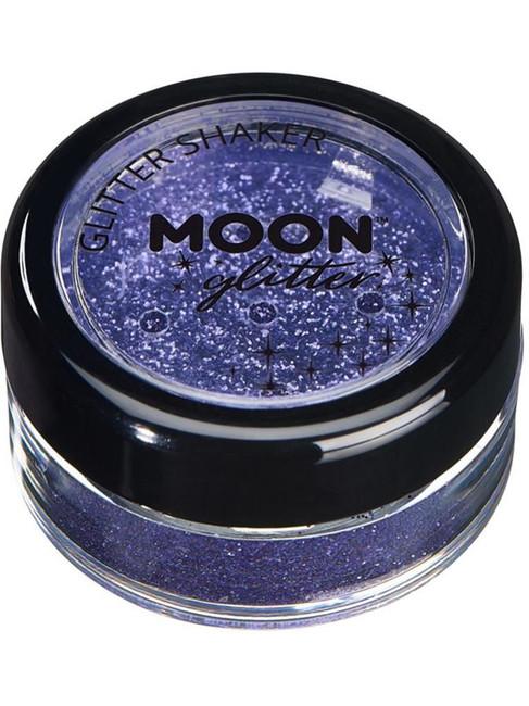 Moon Glitter Classic Fine Glitter Shakers, Lilac.