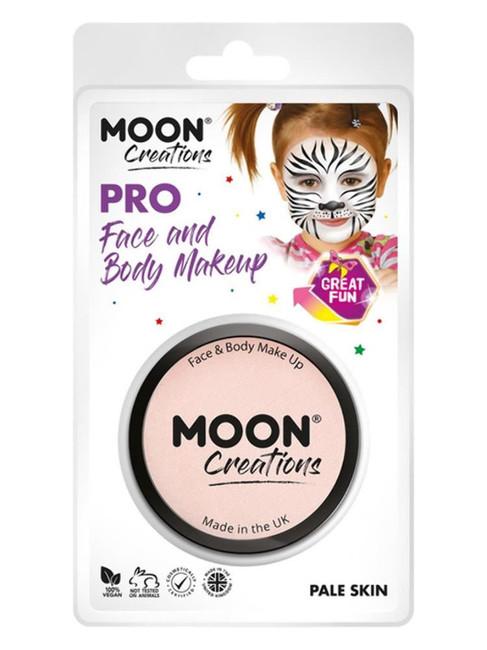 Moon Creations Pro Face Paint Cake Pot, Nude.